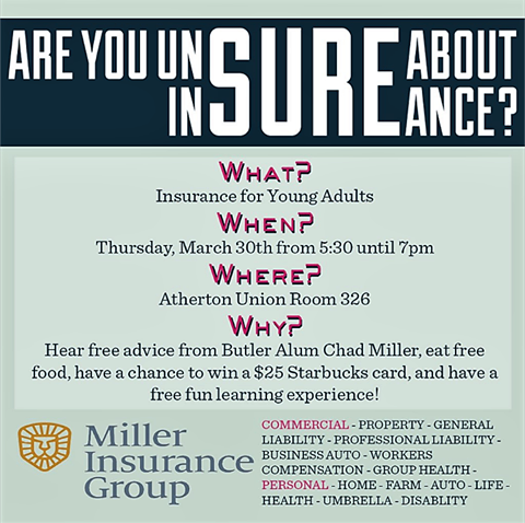 Are you unSURE about InSUREance?