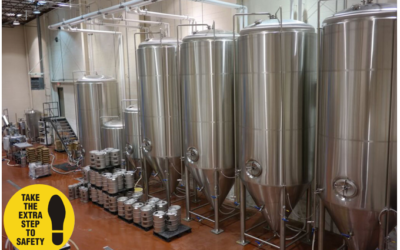 Top 3 Craft Brewery Safety Hazards and What Your Team Can Do To Mitigate Risk
